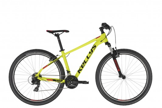 Kellys Spider 10  neon yellow 26""